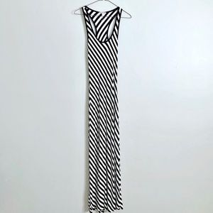 Charlotte Russe Black and White Dress